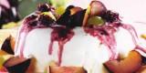 Delícia de Frutas e Iogurte